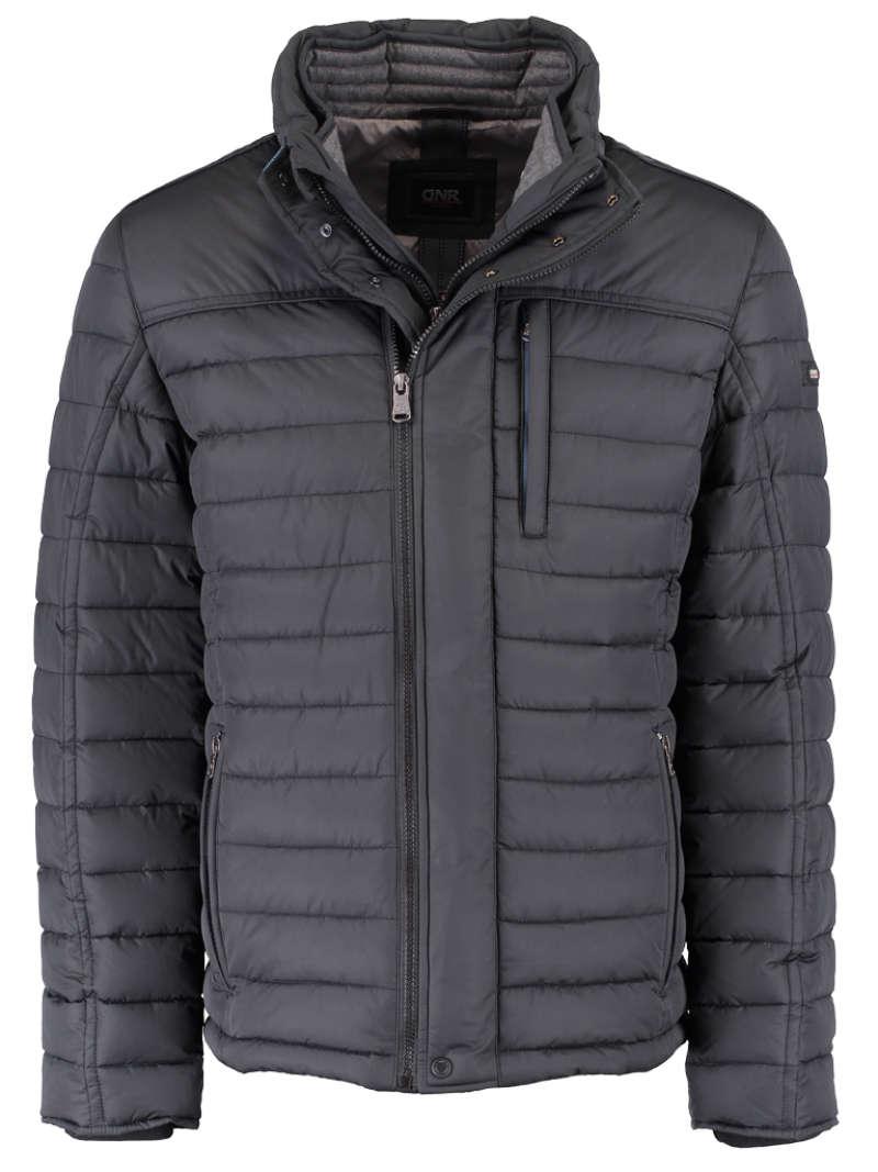 Winterjas Heren Merk.Gewatteerde Winterjas Van Het Merk Dnr Jackets Fashion Where