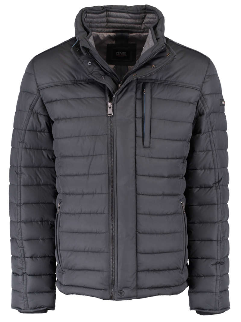 Gewatteerde Winterjas.Gewatteerde Winterjas Van Het Merk Dnr Jackets Fashion Where